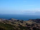 Die Nordafrikanische Küste. Keine 14km entfernt, zum greifen nah.