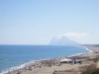 Ausblick auf Gibraltar