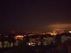 Nächtlicher Blick auf Gibraltar