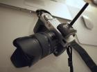 Leica mit Funkauslöser
