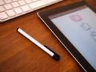 Einer von vielen Stylus für iPhone, iPod touch und iPad