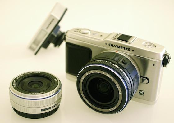 Olympus PEN E-P1 [update]