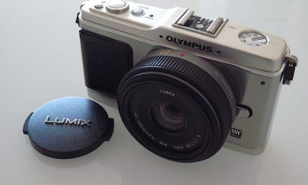Objektiv betrachtet. Lumix G 20mm/f1.7 ASPH