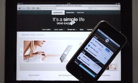 iPad WiFi macht UMTS.