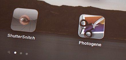 iPad. Kamera. Fotos. WiFi.