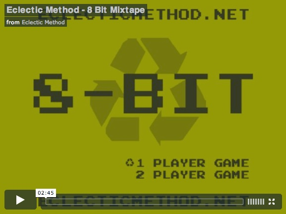 Games. 80er. Mashed.