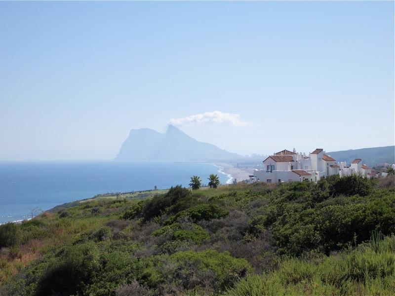 Goodbye. Gibraltar.
