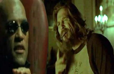 Neo Lebowski. Matrix. Dude.