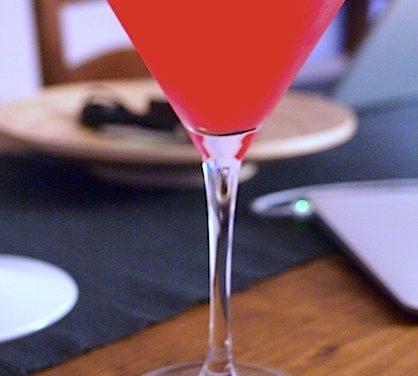 Netzgefluester. Der Cocktail.