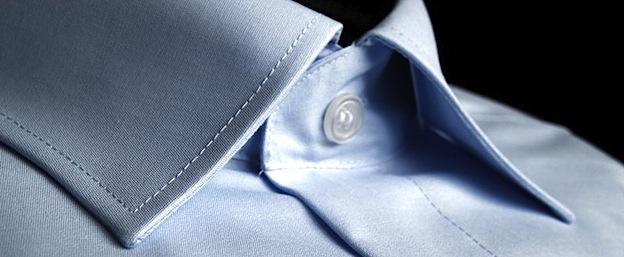 Hemden richtig bügeln.