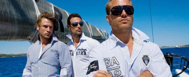 For the men. Gaastra.
