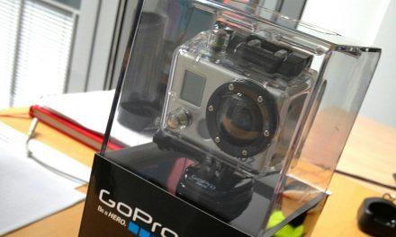 GoPro HD HERO2: klein, scharf, schnell