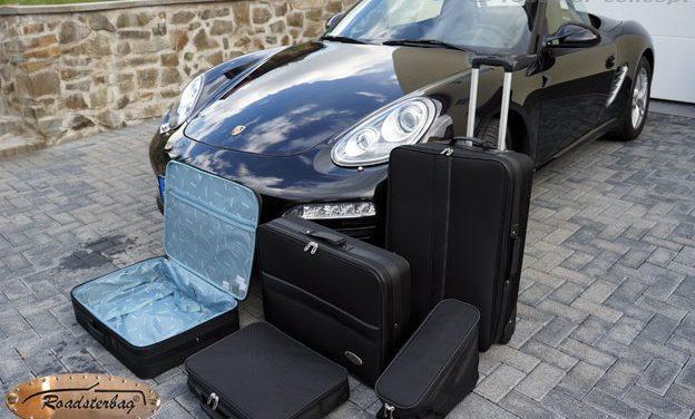 Roadsterbags. Massarbeit.