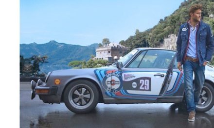 Rallye Monte-Carlo 2013, Kollektion by McGregor
