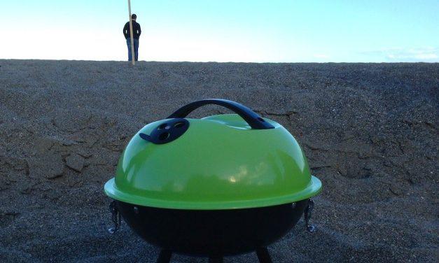 BBQ am Strand