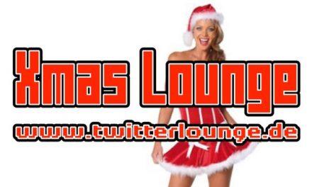 Xmas Lounge auf der #Twitterlounge
