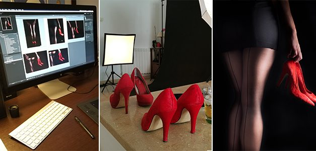"""Making of """"Red"""""""