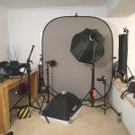 Das Heimstudio: Platz ist in der kleinsten Hütte