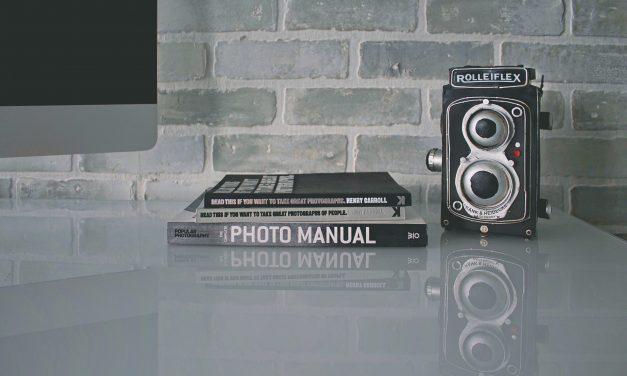 Pixelmatschproduzenten –  (m)eine Kamerahistorie